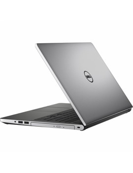 "Inspiron 2 In 1 15.6"" Touch Screen Laptop   Intel Core I5   8 Gb Memory   256 Gb Solid State Drive   Dark Gray, Matte Black by Dell"