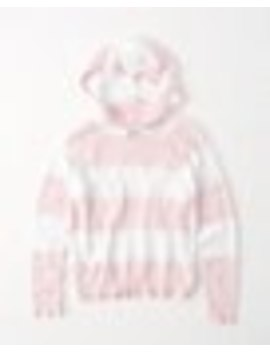 Cozy Striped Hoodie by Abercrombie & Fitch