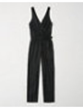 Wrap Jumpsuit by Abercrombie & Fitch