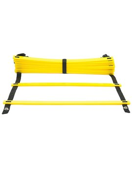 Gjt Fitness Agility Ladder Adjustable Durable Training Flat Rung For Soccer,Speed,Football With Carry Bag by Gjt