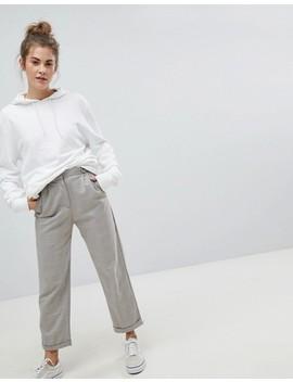 Pull&Bear Check Print Pants by Pull&Bear