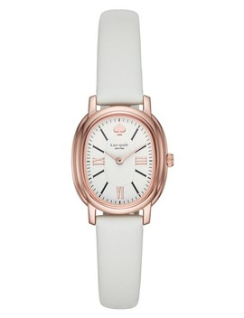 Staten Leather Strap Watch, 25mm X 33mm by Kate Spade New York