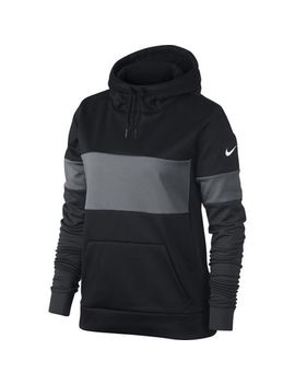 Nike Women's Sportswear Colorblock Hoodie Black Grey White Nwt Engineered Pro by Nike