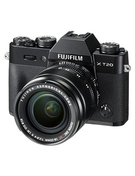 Fujifilm X T20 Mirrorless Digital Camera W/Xf18 55mm F2.8 4.0 R Lm Ois Lens   Black by Fujifilm