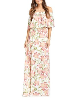Hacienda Maxi Dress by Show Me Your Mumu