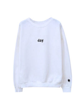 Fashion Women Casual Long Sleeve Hoodie Jumper Pullover Sweatshirt Tops Shirt by Unbranded