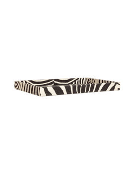 Zebra Print Tray by H&M