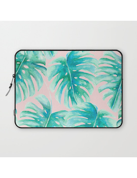 Laptop Sleeve by Jacqueline Maldonado