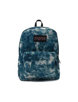 Jan Sport Super Fx Acid Wash Backpack by Jan Sport