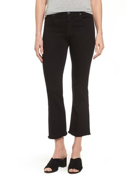 Cropped Flare Jeans by Parker Smith
