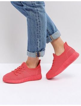 Asos Dedicate Knitted Sneakers by Asos Collection