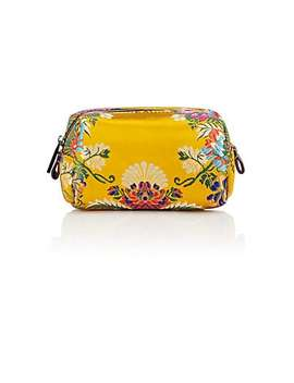 Jacquard Cosmetic Case by Deux Lux