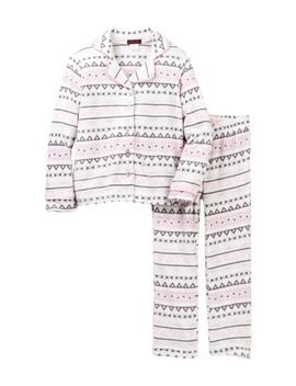 2 Piece Pajama Set (Little Girls) by Petit Lem