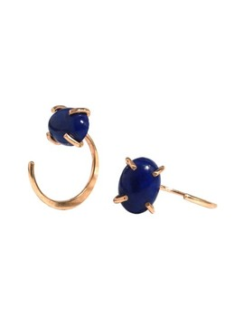 Lapis Lazuli Earrings by Melissa Joy Manning