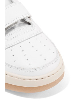 Steffey Leather Sneakers by Acne Studios