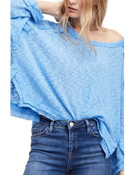 Island Girl Hacci Tee by Free People