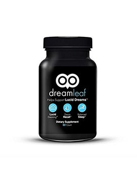 Dream Leaf   Advanced Lucid Dreaming Supplement   60 Capsules   Experience The Lucid Dreaming Revolution! by Dream Leaf