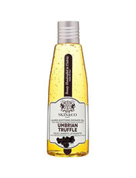 Online Only Umbrian Truffle Soothing Shower Oil by Skin&Co
