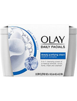 Daily Facial Cleansing Cloths Tub by Olay