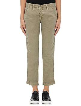 Edith Cotton Canvas Pants by Nsf