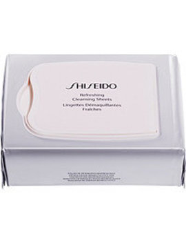 Refreshing Cleansing Sheets by Shiseido