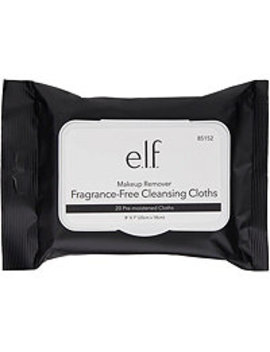 Online Only Fragrance  Free Cleansing Cloths by E.L.F. Cosmetics
