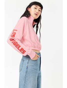 Los Angeles Girls Club Graphic Sweatshirt by Forever 21