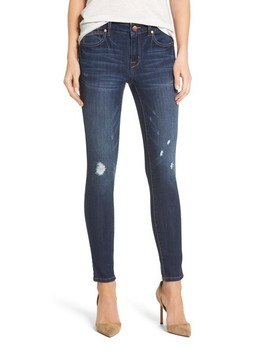 ripped-skinny-jeans by 1822-denim