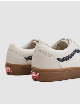 Og Old Skool Lx Sneaker In Marshmallow/Light Gum by Need Supply Co.