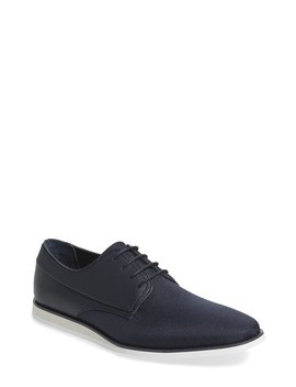 Kellen City Embossed Casual Derby by Calvin Klein