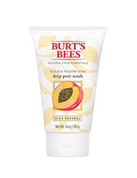 Peach & Willow Bark Deep Pore Scrub by Burt's Bees