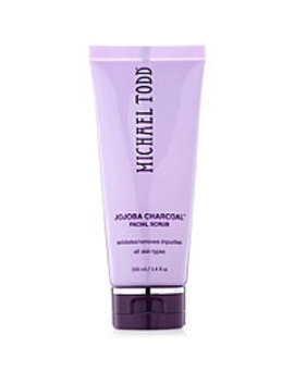 Online Only Jojoba Charcoal Facial Scrub by Michael Todd Beauty
