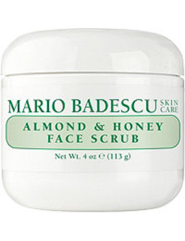 Almond &Amp; Honey Face Scrub by Mario Badescu