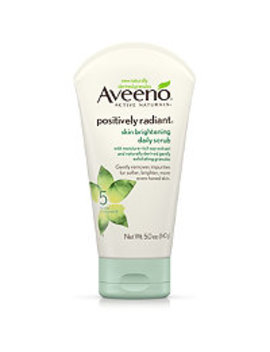 Skin Brightening Daily Scrub by Aveeno