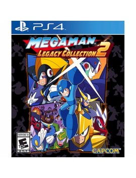 Play Station 4 by Mega Man Legacy Collection 2