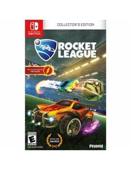 Nintendo Switch by Rocket League Collector's Edition