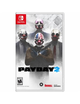Nintendo Switch by Payday 2