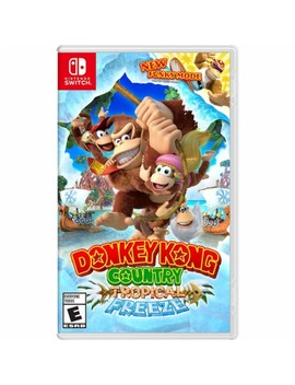 Nintendo Switch by Donkey Kong Country: Tropical Freeze