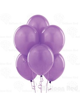 10 Inch Latex Balloons (Premium Helium Quality), Pack Of 72, Lavender by Balloon Red