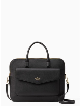 "13"" Double Zip Laptop Bag by Kate Spade"