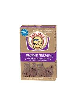 Bark Bars Brownie Delight Pet Treat, 12 Ounce by Bark Bars