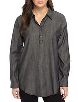Classic Collar Shirt by Eileen Fisher