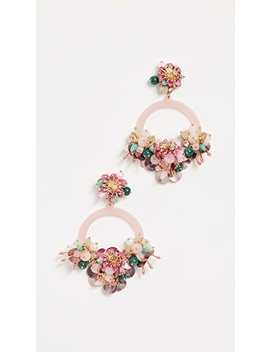 Vibrant Life Hoops by Kate Spade New York