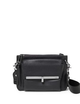 Bleecker Leather Crossbody Bag by Botkier New York