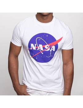 Mens Nasa Logo Crew Tee by Read Reviews
