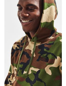 The North Face Camo Hoodie Sweatshirt by The North Face