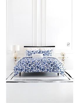 Garden Rose Comforter & Sham Set by Kate Spade New York