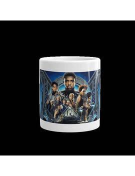 Wakanda Mug by Etsy