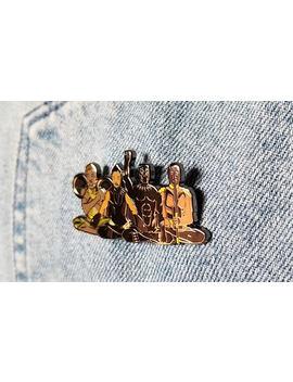 Wakanda's Grace Enamel Pin by Etsy