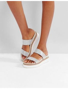 Freepeople Fem Flatform Sandal by Free People